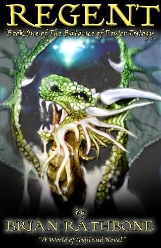 Regent, Book 4 of Godsland, Series 2 the Balance of Power Trilogy