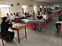 KHAI GIẢNG KHÓA GIÁO LÝ HÔN NHÂN VÀ DỰ TÒNG K2/2018