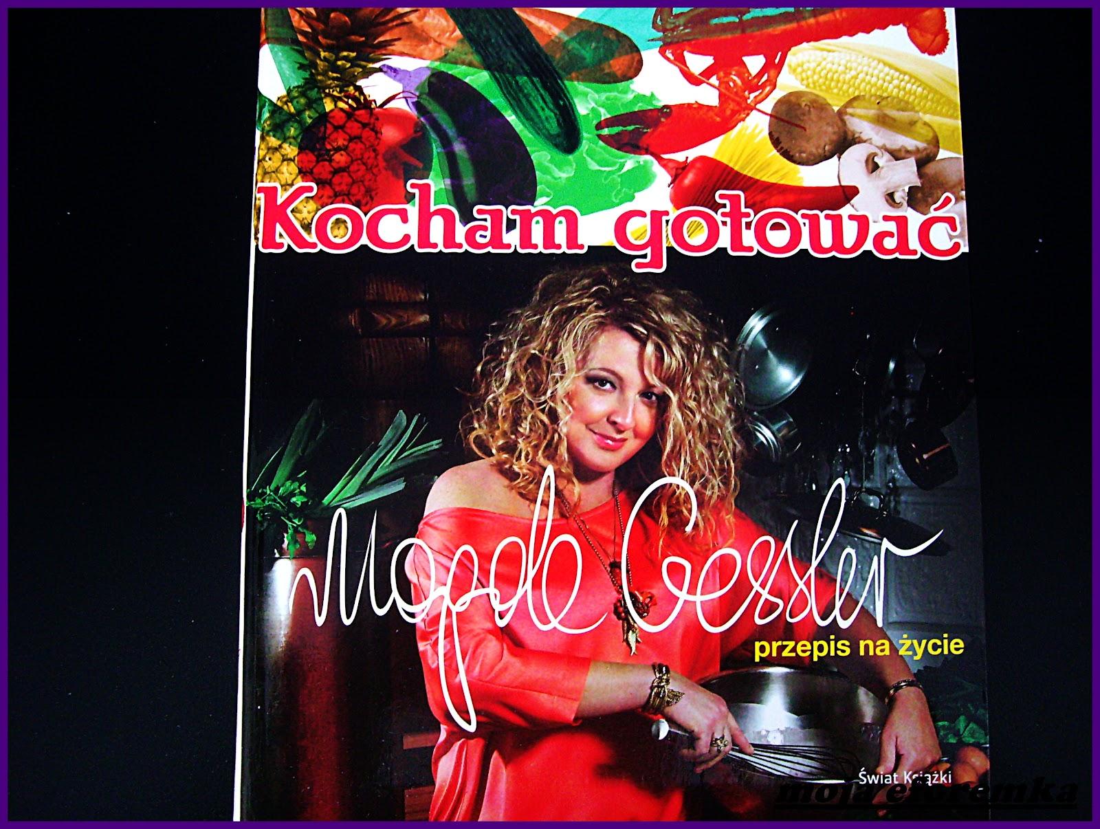 """Kocham gotować. Magda Gessler. Przepis na życie"""", Świat Książki ..."""
