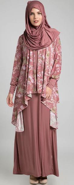 Baju muslim Pesta Glamour