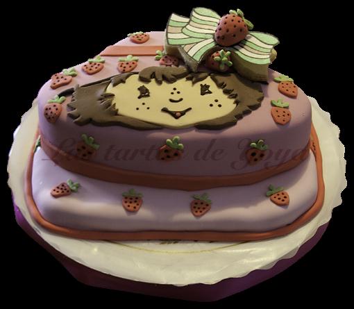 Las tartas de Yoya: julio 2011