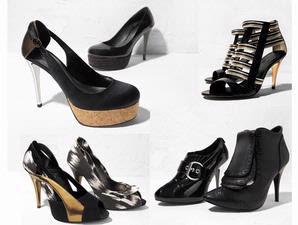 Model Sepatu Hak Tinggi