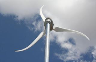 foto de molino eolico