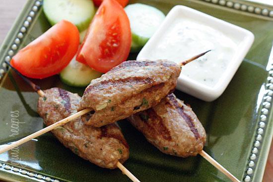 Persian Turkey Kofta Kebabs | Skinnytaste
