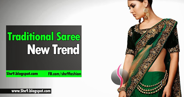 Pure Indian Traditional Dresses with New Fashion