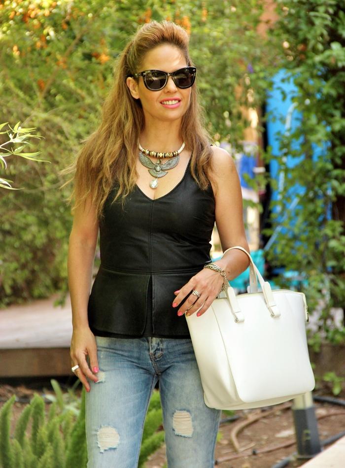 בלוג אופנה Vered'Style לוק אורבני