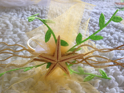 DIY Starfish Costume headband