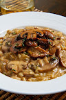 Mushroom Risotto