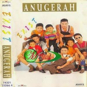 Exist - Anugerah ( Full album 1993 )