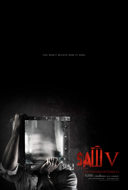 Nonton Horror Saw 5 (2008)