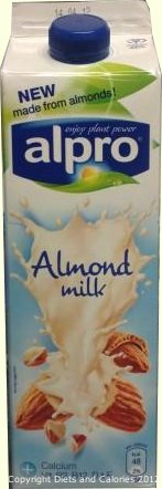 Diets and Calories: Alpro Almond Milk and Hazelnut Milk Review