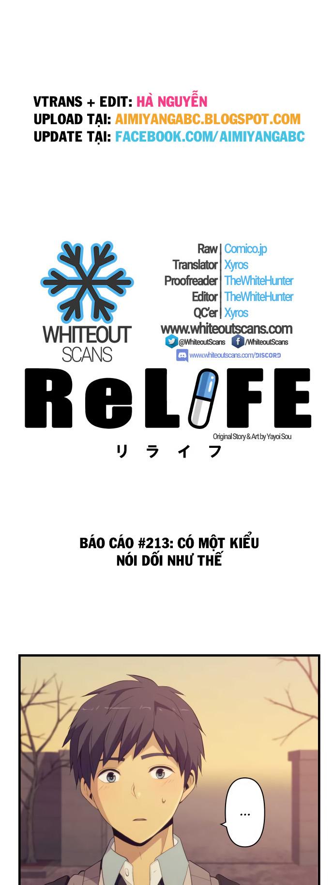ReLIFE chap 213 Trang 3 - Mangak.info