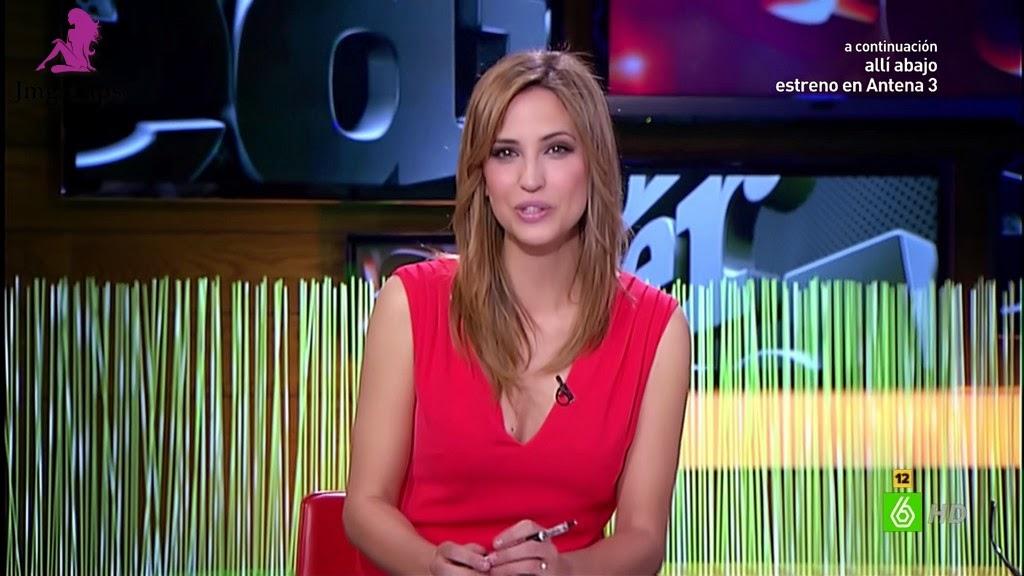 SANDRA SABATES, EL INTERMEDIO (07.04.15)