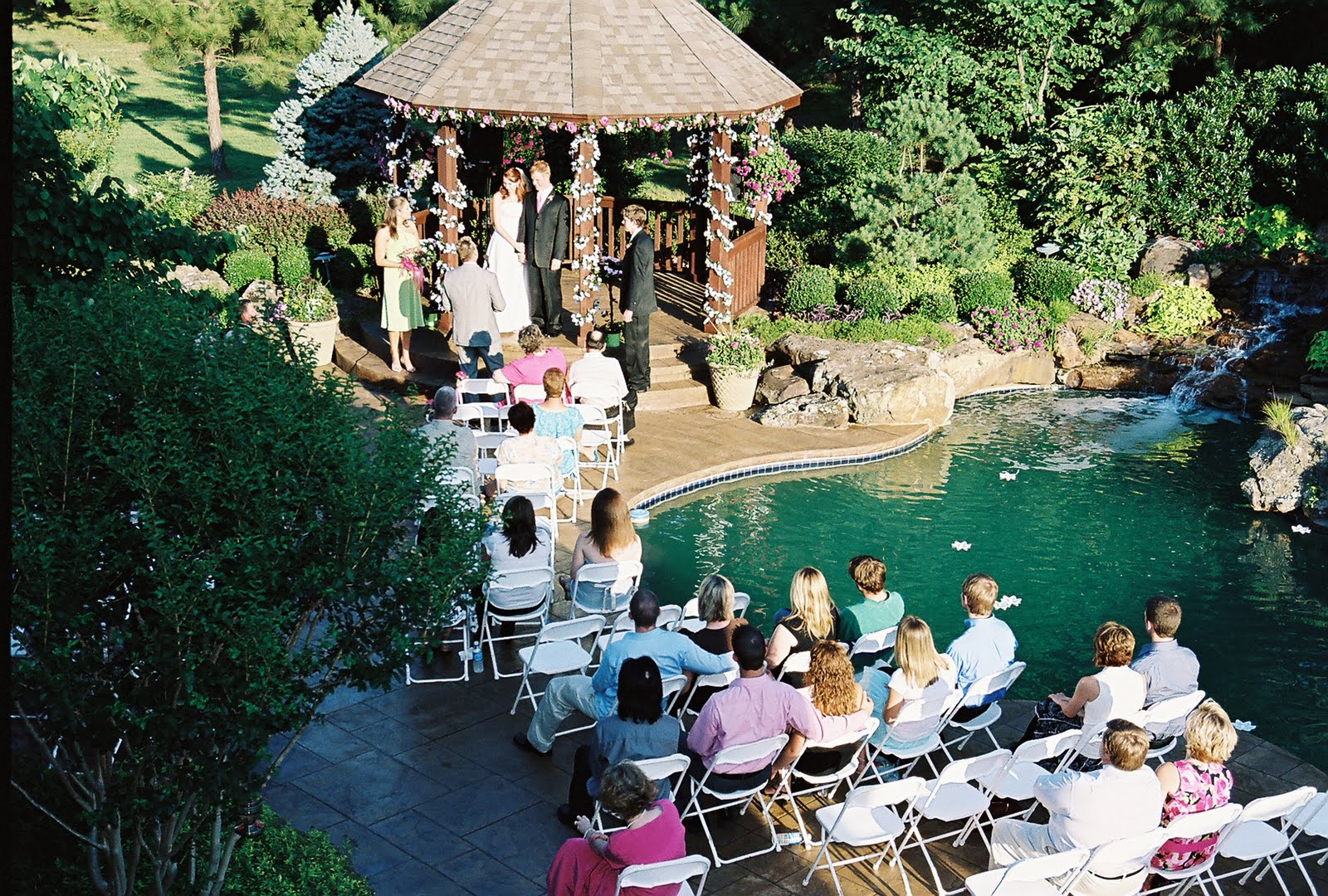 triyae com u003d backyard wedding ideas with pool various design