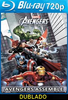 Assistir Avengers Assemble Online
