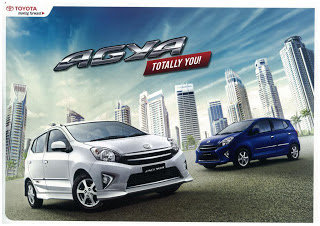 Gambar Mobil Toyota Agya 2013 [ www.BlogApaAja.com ]