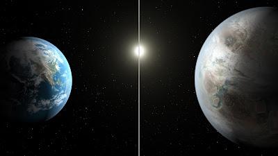űrkutatás, NASA, Föld, Naprendszer, Kepler-452b, The Astronomical Journal,