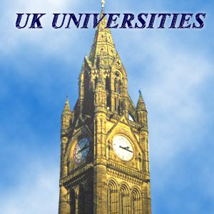 List Of Universities in the United Kingdom