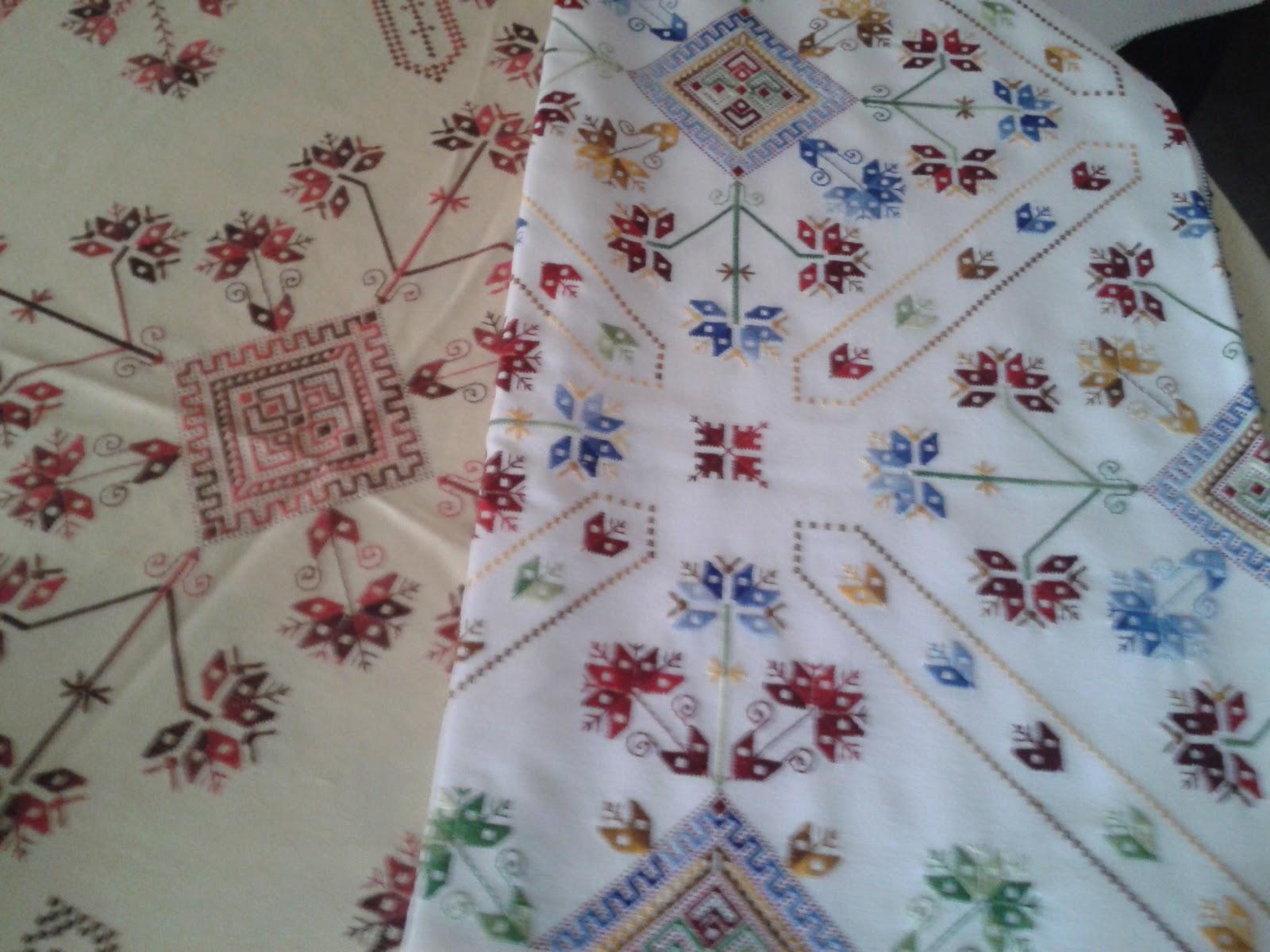 Folklore y tradicion las borderas y bordadoras en la - Tipos de manteles ...