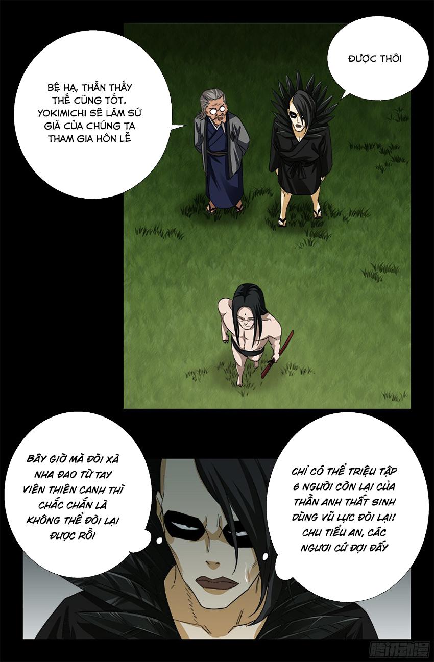 Huyết Ma Nhân Chapter 353 - Hamtruyen.vn