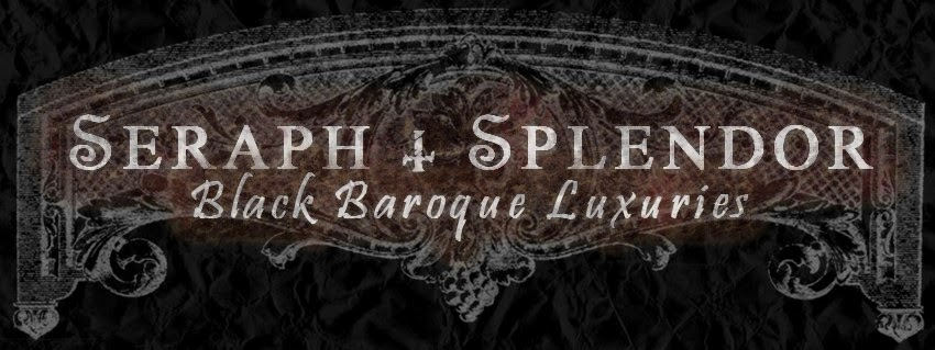 BLACK BAROQUE LUXURIES