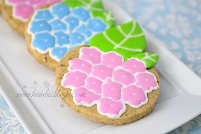 Hydrenga Cookies
