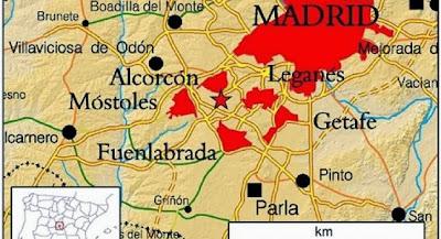 ENJAMBRE DE SISMOS EN MADRID