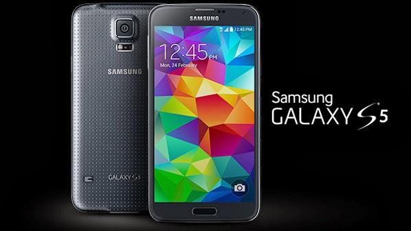 اعلان سامسونج عن الهاتف الجديد جالاكسي اس 5 samsung galaxy s5  24 فبراير 2014