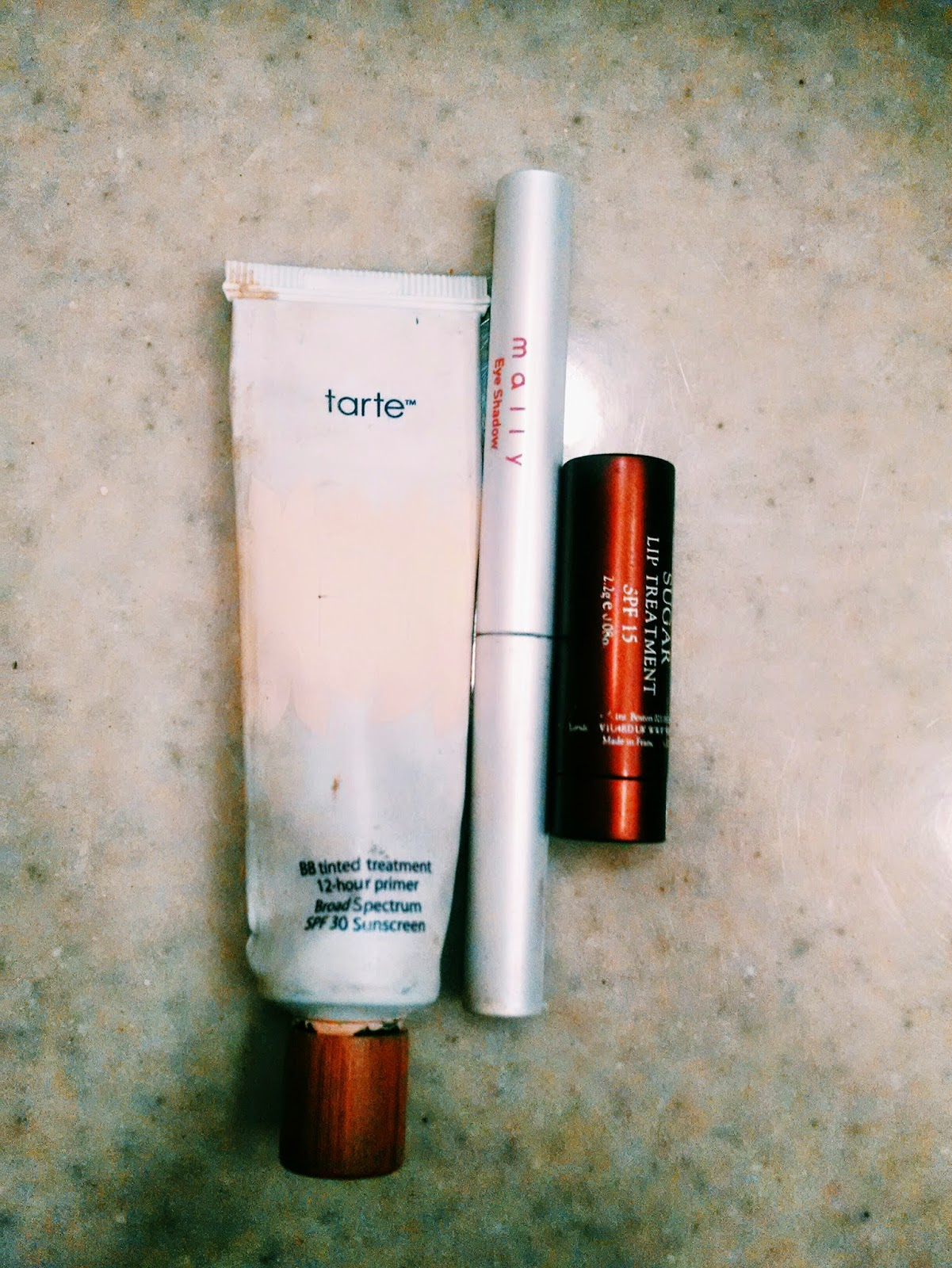 september 2014 makeup empties