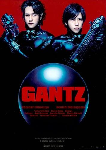 GANTZ Live Action 2011