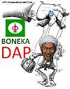 PAS boneka DAP