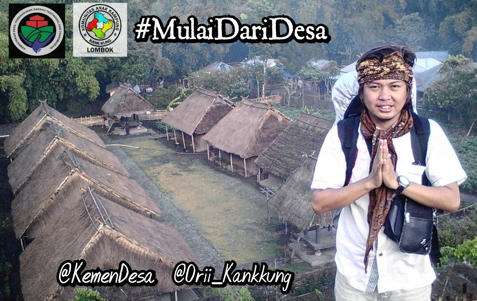 Komunitas Anak Kampung Lombok