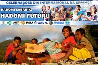 CELEBRAÇÕES DO DIA INTERNACIONAL DA CRIANÇA 2015