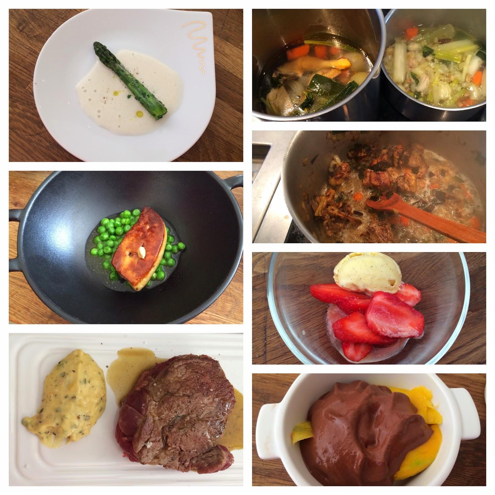 Les recettes de jenny lou stage technique de cuisine avec for Technique de cuisine