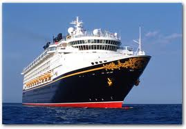 Disney Cruise Lines' Disney Magic Sailing From Galveston, Texas for the Winter.