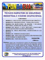 Técnico Inspector de Seguridad Industrial
