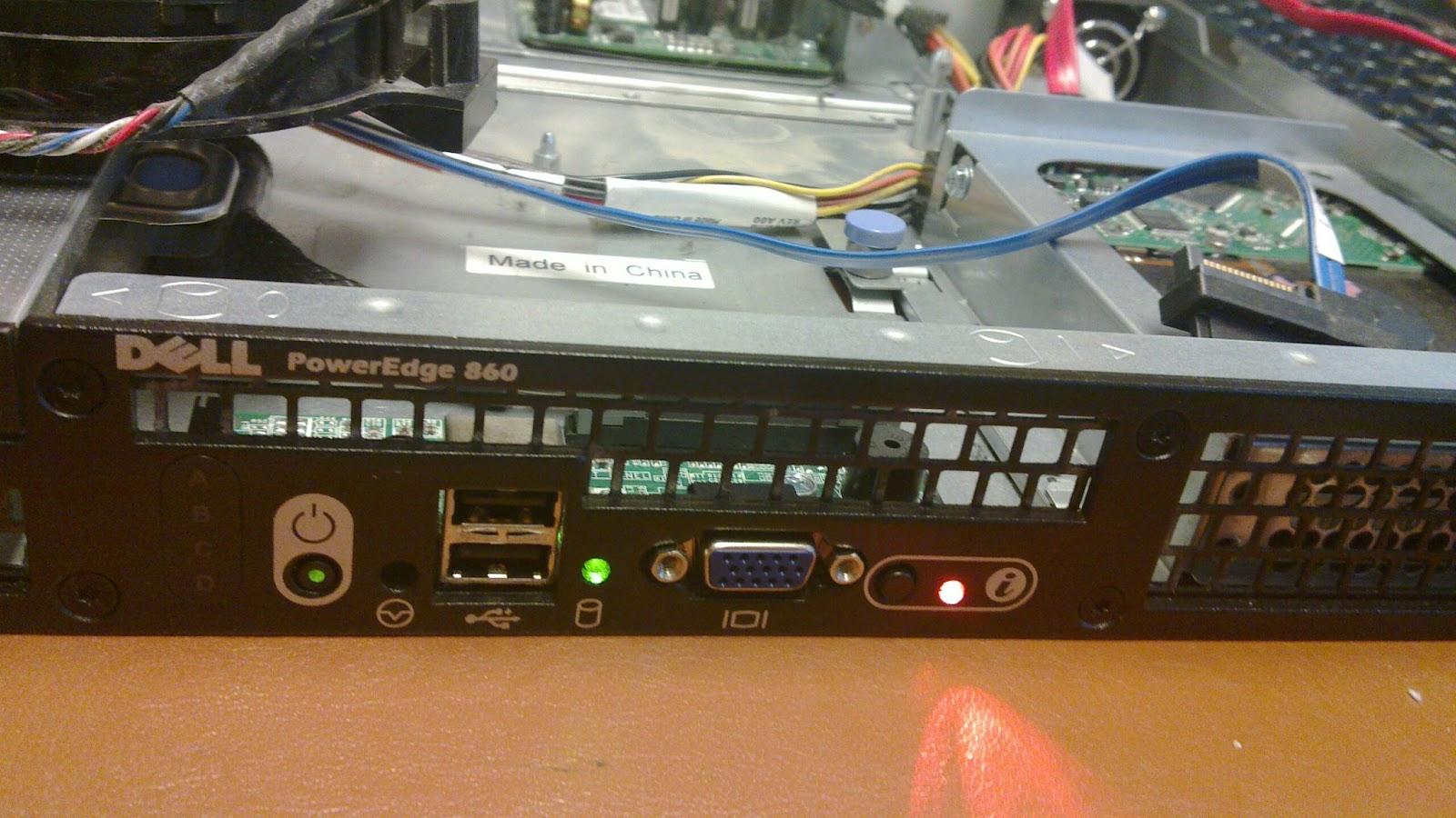 Dell Poweredge Diagnostics