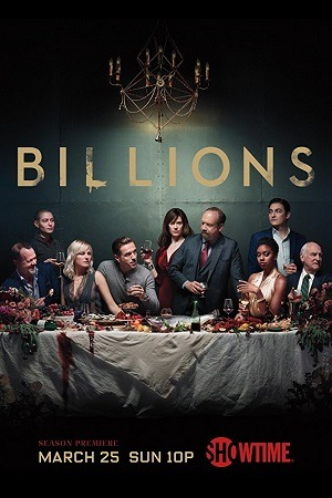 Série Billions - 3ª Temporada 2018 Torrent
