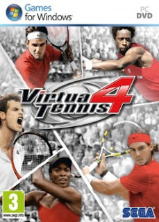 Download Virtua Tennis 4 (PC)