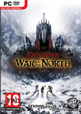 The Lord of The Ring War in the North PC Mediafire Download