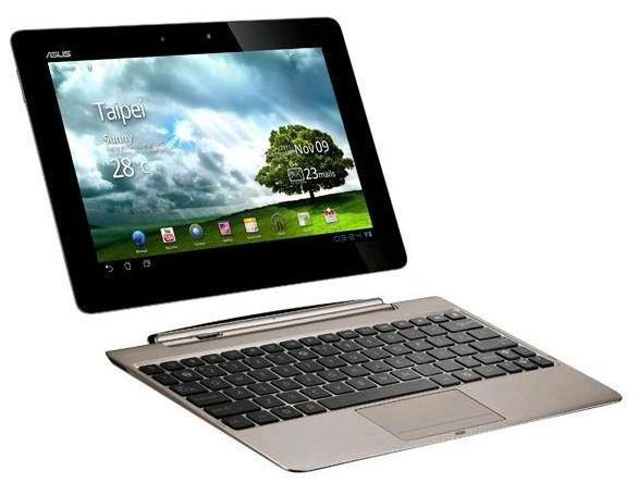 Asus Transformer Prime TF201 - Full tablet specifications