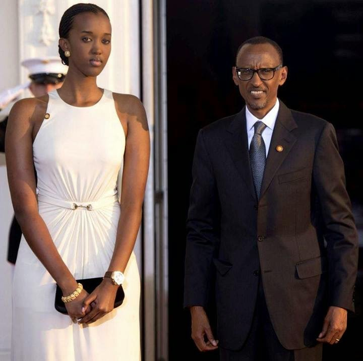 Ange Kagame wows Africa Summit's red carpet