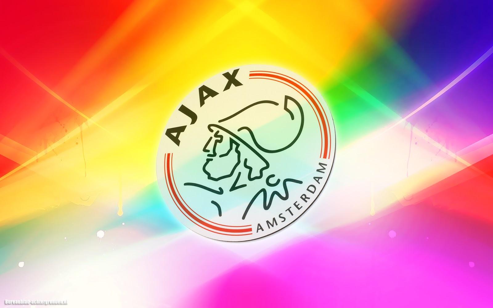 ajax achtergronden voor pc laptop of tablet bureaublad