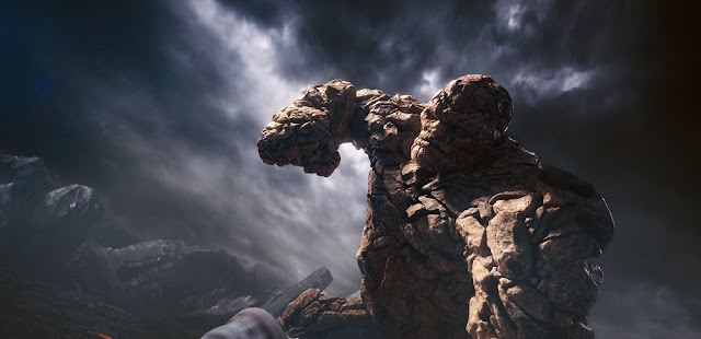 Thing Ben Grimm Fantastic Four still