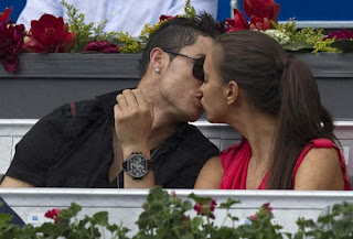 Cristiano Ronaldo Girlfriend Irina Shayk 2013