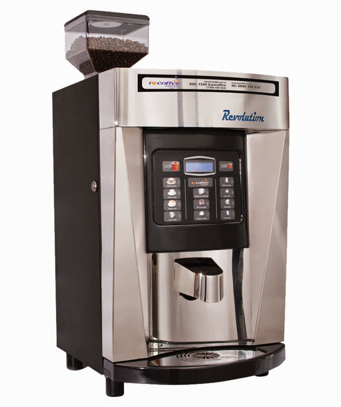 revolution coffee machine a breakthrough in coffee machine business ranneveryday. Black Bedroom Furniture Sets. Home Design Ideas