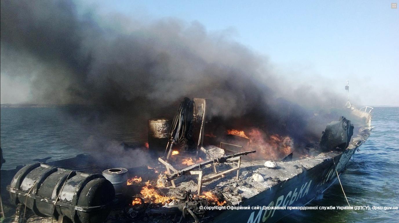 Россия усиливает береговую охрану ФСБ в оккупированном Крыму новым вооружением, - Слободян - Цензор.НЕТ 7687