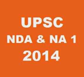 UPSC NDA & NA 1 exam