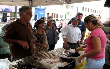 """Alcaldía de Tovar realizó """"Feria del Pescado"""" en beneficio de los tovareños"""