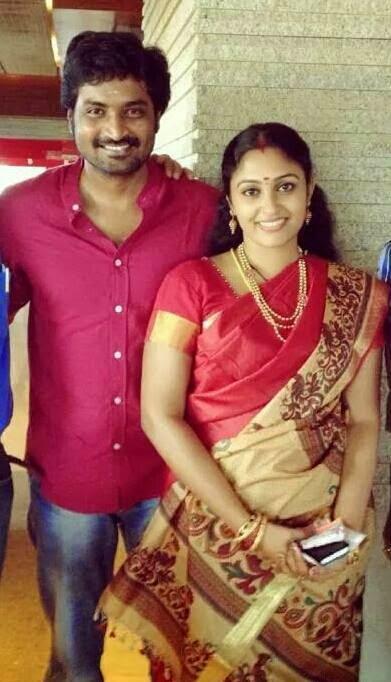 Mirchi Senthil Sreeja Marriage Photos